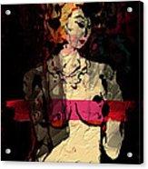 Female Impression Acrylic Print