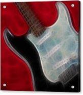 Fender-9668-fractal Acrylic Print