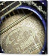 Fender Hot Rod Design Guitar 2 Acrylic Print