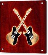 Fender Telecaster Custom Acrylic Print