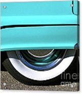 Fender What - 1955 Ford Acrylic Print