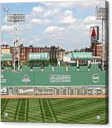 Fenway Park Green Monster 1 Acrylic Print