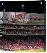 Fenway Park Acrylic Print by Juergen Roth