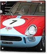 Ferarri 250 Le Mans Acrylic Print