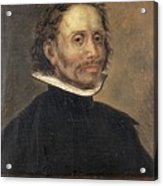 Fernandez, Gregorio 1576-1636. Spanish Acrylic Print