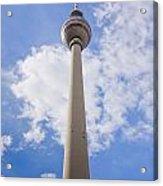 Fernsehturm Berlin Acrylic Print