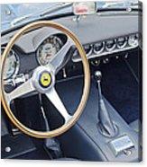 Ferrari 250 Gt Scaglietti Swb California Spyder 1961 Acrylic Print