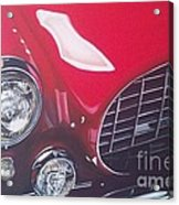Ferrari 342 Acrylic Print