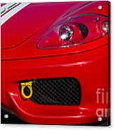 Ferrari 360 Acrylic Print