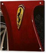 Ferrari 599 Gtb Fiorano Acrylic Print