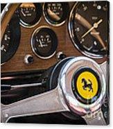 Ferrari Dash Acrylic Print