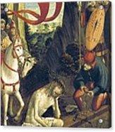 Ferrari, Defendente 1480-1540. Christ Acrylic Print