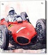 Ferrari Dino 156 F1 1961  Acrylic Print