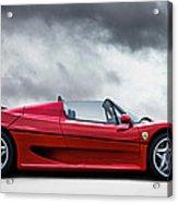 Ferrari F50 Acrylic Print