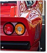 Ferrari Gto 288 Taillight -0631c Acrylic Print