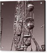 Ferris Wheel 1 Acrylic Print