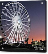 Ferris Wheel 19 Acrylic Print