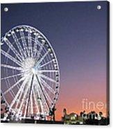 Ferris Wheel 21 Acrylic Print
