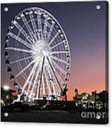 Ferris Wheel 22 Acrylic Print