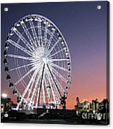 Ferris Wheel 23 Acrylic Print