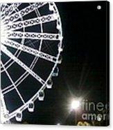 Ferris Wheel 5 Acrylic Print