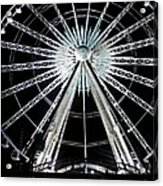 Ferris Wheel 7 Acrylic Print