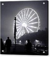 Ferris Wheel Acrylic Print
