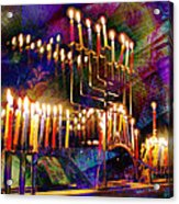 Festival Of Lights Acrylic Print