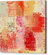 Feuilleton De Nature - S01t02a Acrylic Print