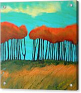 Field 9 Acrylic Print