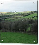 Fields Of Ireland Acrylic Print
