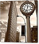 Fifth Avenue Building Acrylic Print