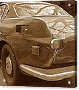 Fifties Volvo I I Acrylic Print