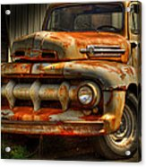 Fifty Two Ford Acrylic Print
