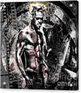 Fight Club Acrylic Print
