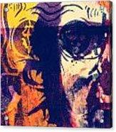 Fight The Demons  Acrylic Print