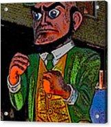 Fighting Irish Acrylic Print