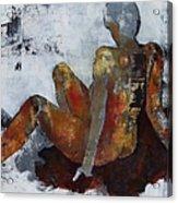 Figure Study 051 Acrylic Print