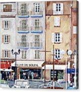 Filles Du Soleil  Acrylic Print