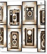 Film Camera Proofs 4 Acrylic Print