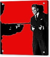 Film Homage James Cagney Angels With Dirty Faces 1939-2014 Acrylic Print