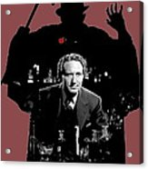 Film Homage Spencer Tracy Dr. Jekyll And Mr. Hyde 1941-2014 Acrylic Print