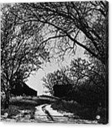 Film Noir Burt Lancaster Robert Siodmak The Killers 1946 Farm House Near Aberdeen Sd 1965 Acrylic Print