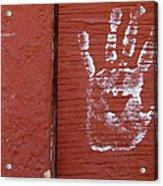 Film Noir Cyril Endfield Lloyd Bridges Try And Get Me 1950 Wall Picacho Arizona 2004 Acrylic Print