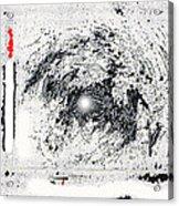Film Noir Gene Tierney Otto Preminger Whirlpool 1949 2 Street Lamp Storm Aberdeen Sd 1964 Acrylic Print