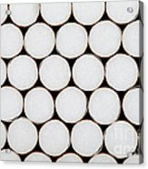 Filter Cigarettes Acrylic Print