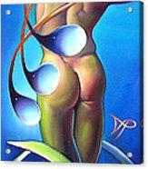 Fin Angelo Acrylic Print