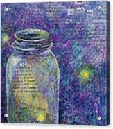 Find Magic Acrylic Print
