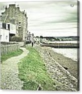 Findhorn Path Acrylic Print