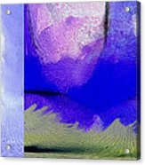 Finger Painting By The Hand Of God 2 Acrylic Print